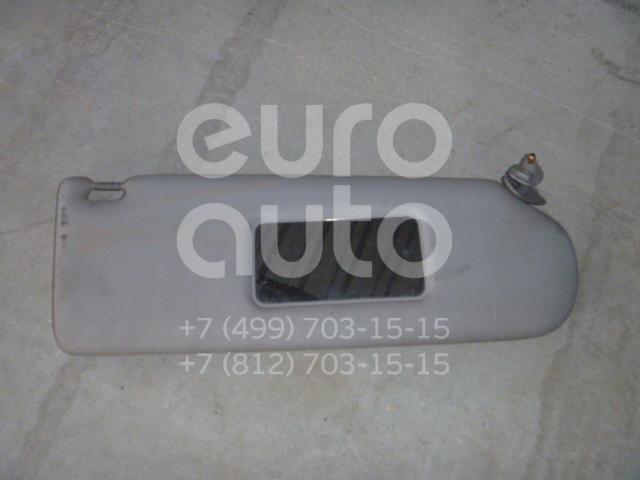Козырек солнцезащитный (внутри) для Audi 100 [C4] 1991-1994;A6 [C4] 1994-1997 - Фото №1