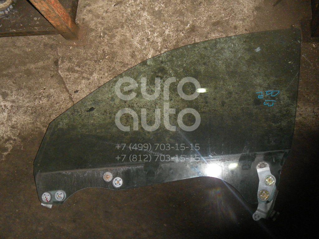 Стекло двери передней левой для Subaru Legacy Outback (B13) 2003-2009 - Фото №1