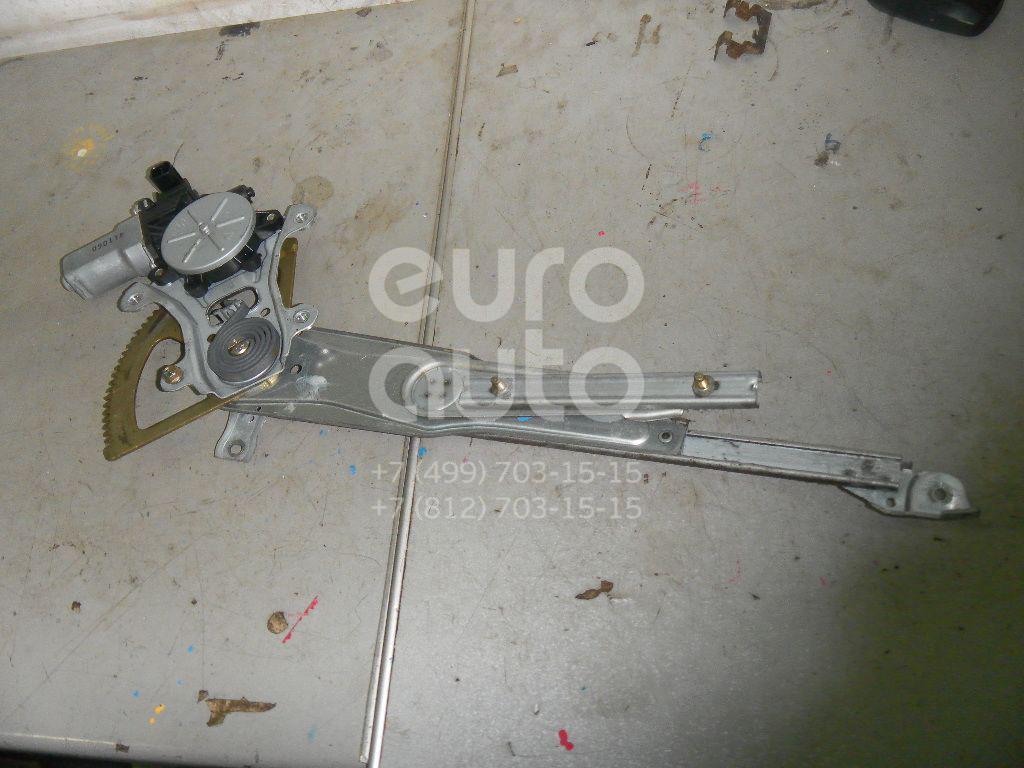 Стеклоподъемник электр. передний левый для Subaru Legacy Outback (B13) 2003-2009 - Фото №1