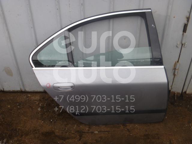 Дверь задняя правая для Peugeot 607 2000> - Фото №1