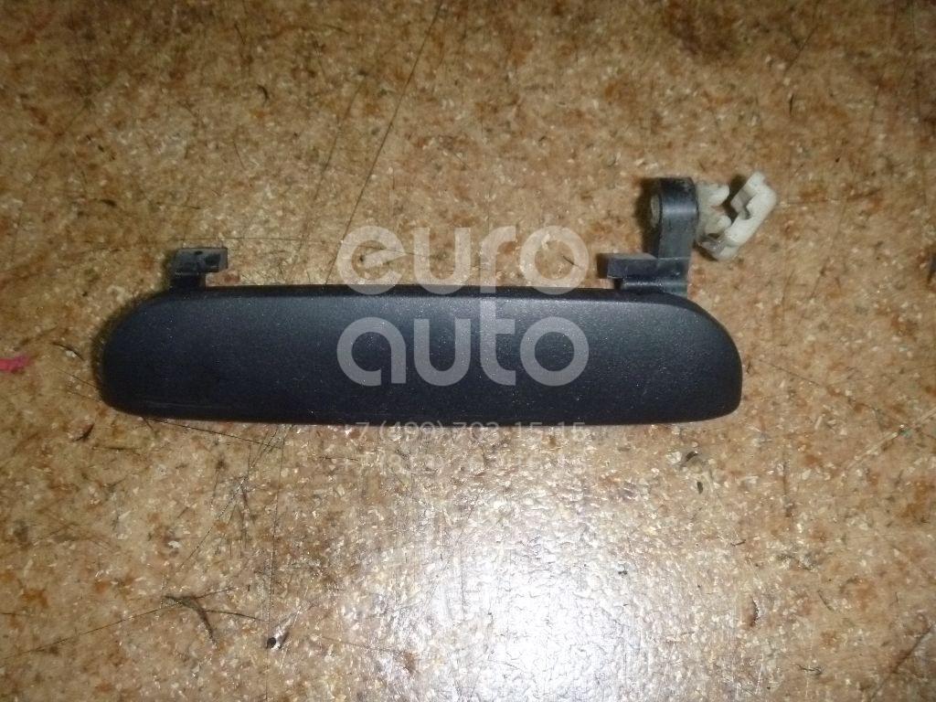 Ручка двери наружная левая для Mazda B-серия (UN) 1999-2006 - Фото №1
