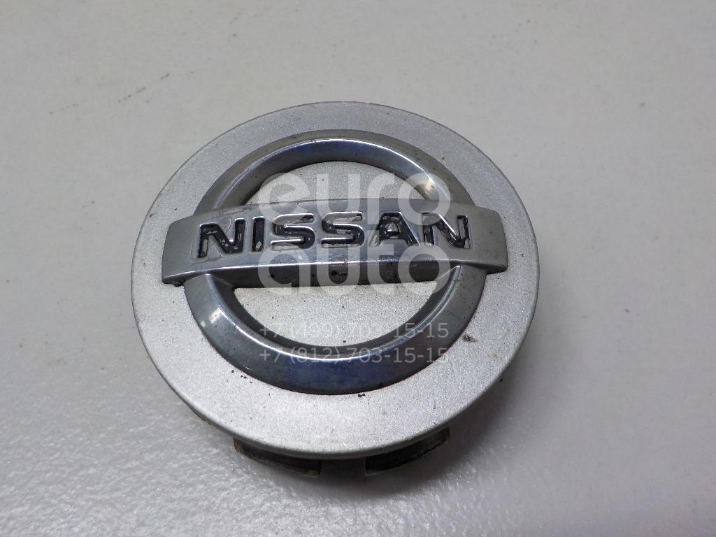 Купить Колпак декор. легкосплавного диска Nissan Note (E11) 2006-2013; (40342AV610)
