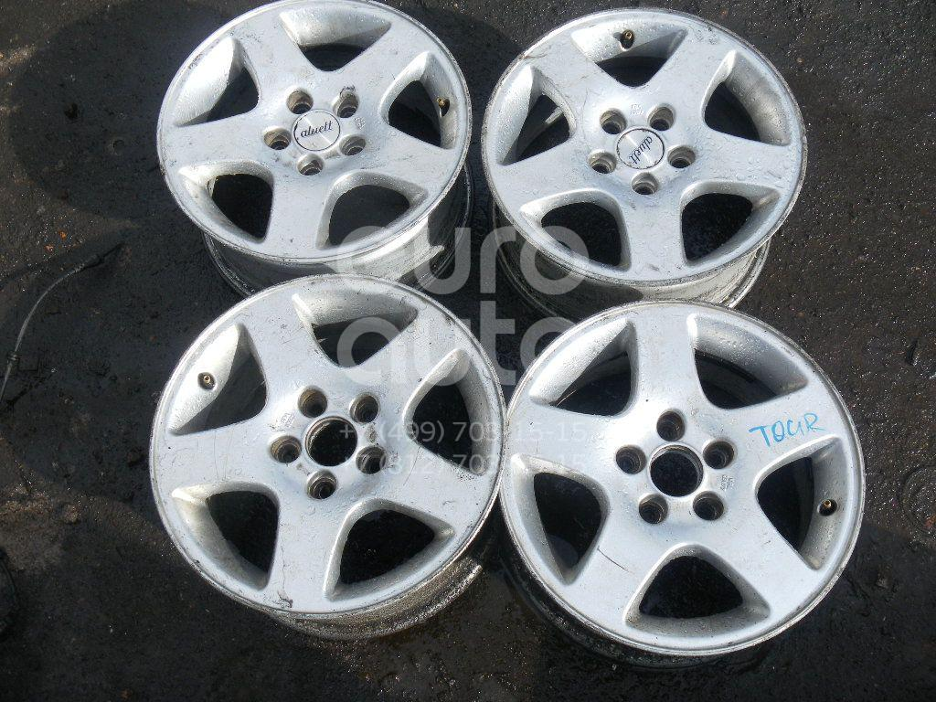 Диски колесные легкосплавные (к-кт) для VW Touran 2003-2010 - Фото №1