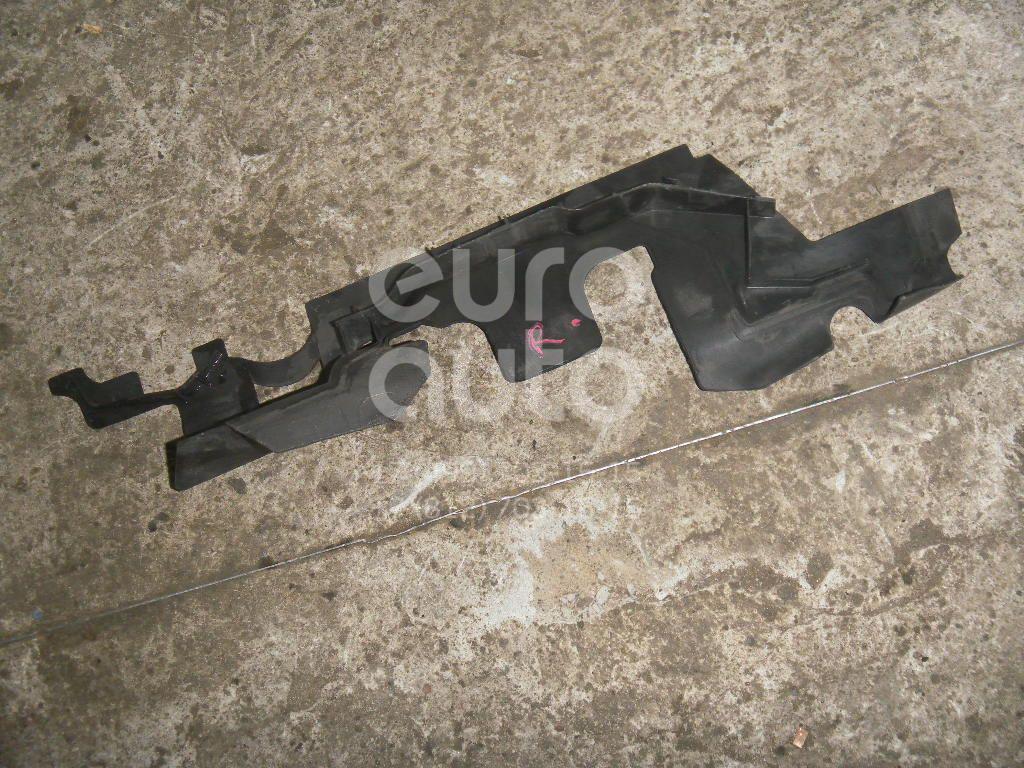 Воздуховод для VW Touran 2003-2010;Caddy III 2004> - Фото №1