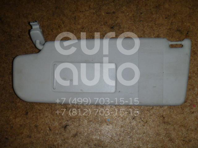 Козырек солнцезащитный (внутри) для VW Polo 2001-2009 - Фото №1