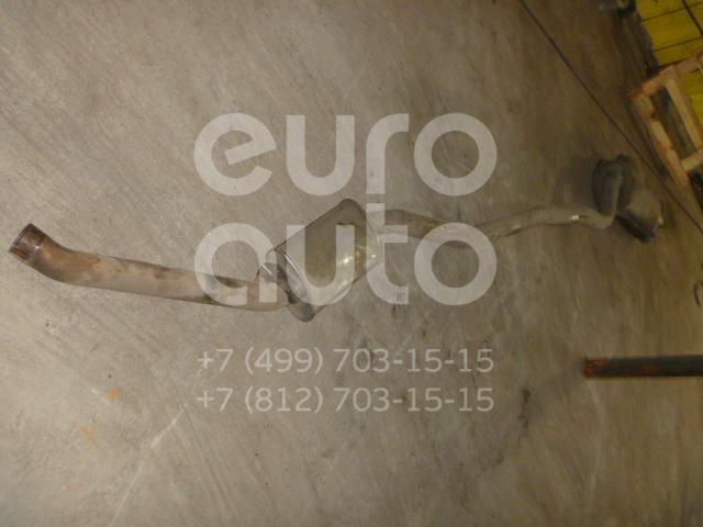 Глушитель основной для BMW X3 E83 2004-2010 - Фото №1