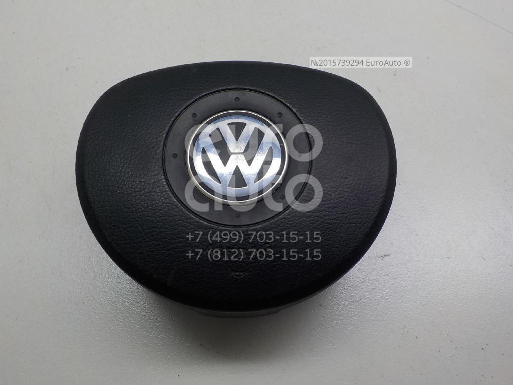Подушка безопасности в рулевое колесо для VW Touran 2003-2010 - Фото №1