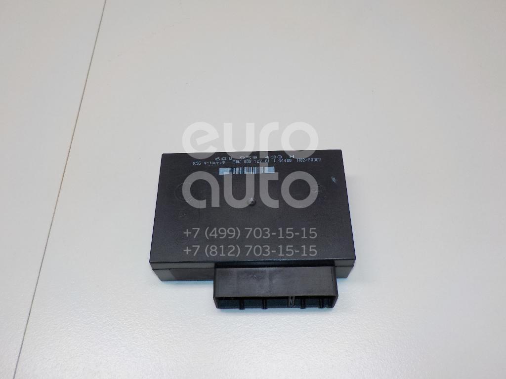Блок комфорта для VW,Skoda Polo 2001-2009;Fabia 1999-2006 - Фото №1