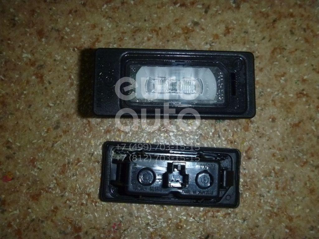 Фонарь подсветки номера для Audi A5/S5 Coupe/Sportback 2008> - Фото №1