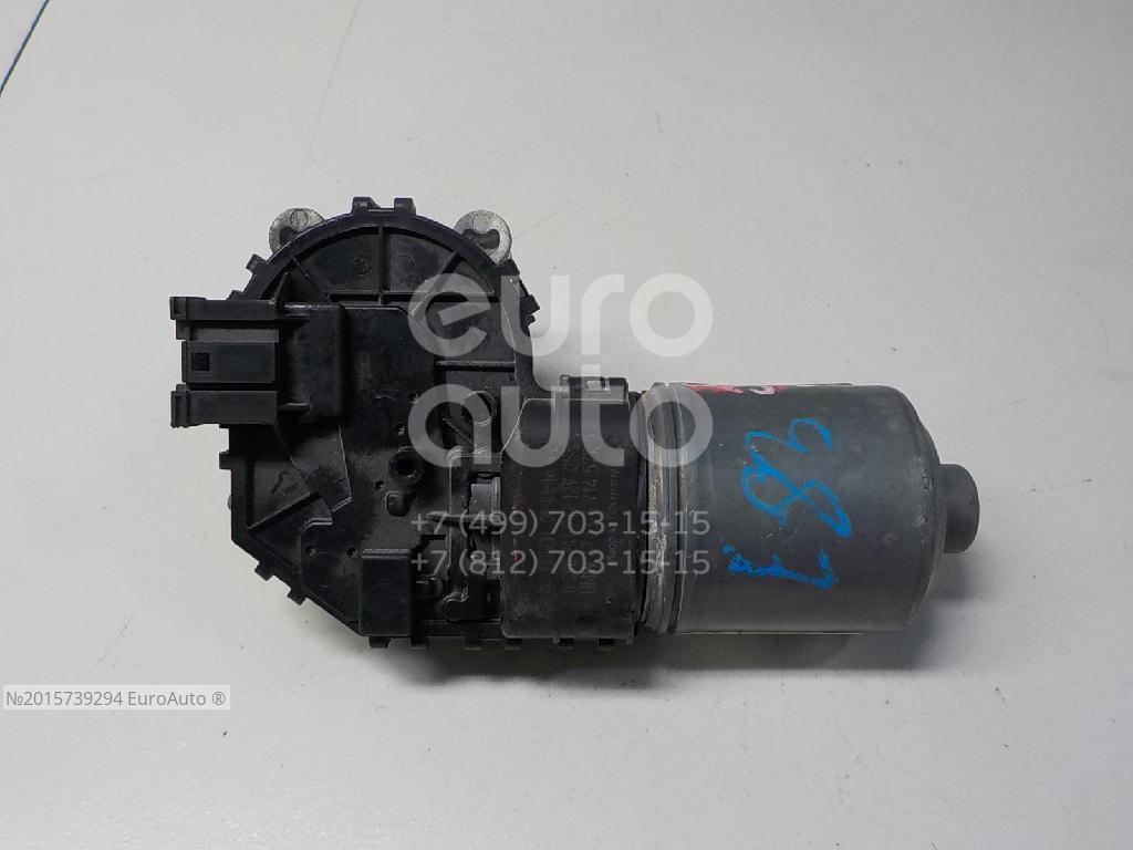 Моторчик стеклоочистителя передний для BMW X3 E83 2004-2010 - Фото №1