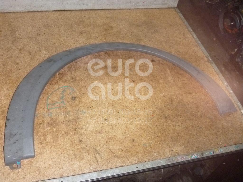 Накладка заднего крыла левого для Ford Transit/Tourneo Connect 2002-2013 - Фото №1