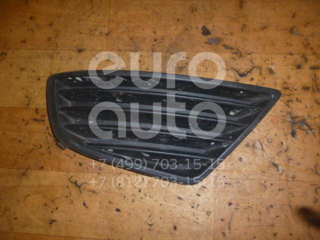 Решетка в бампер правая для Ford Mondeo III 2000-2007 - Фото №1