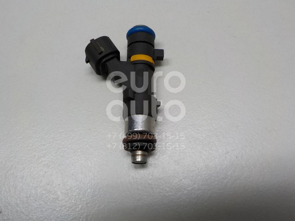 Форсунка инжекторная электрическая для Nissan,Infiniti Murano (Z50) 2004-2008;FX (S50) 2003-2007;Teana J31 2006-2008;G (V35) 2002-2007;M (Y50) 2004-2009 - Фото №1
