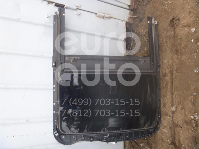 Люк в сборе электрический для Peugeot 607 2000-2010 - Фото №1