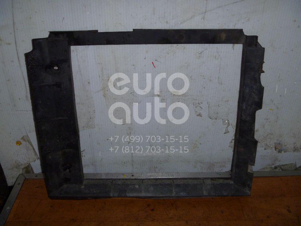 Воздуховод для Renault Kangoo 1997-2003;Kangoo 2003-2007;Clio II/Symbol 1998-2008 - Фото №1