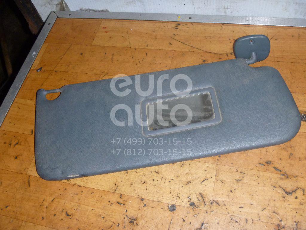 Козырек солнцезащитный (внутри) для Renault Kangoo 1997-2003 - Фото №1
