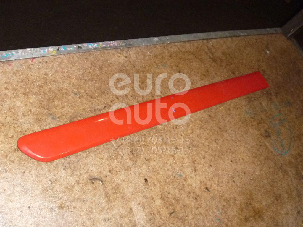 Молдинг задней правой двери для Opel Zafira B 2005-2012 - Фото №1