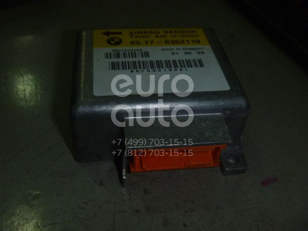 Блок управления AIR BAG для BMW 7-серия E38 1994-2001;3-серия E36 1991-1998;3-серия E46 1998-2005;5-серия E34 1988-1995;5-серия E39 1995-2003;Z3 1995-2003 - Фото №1