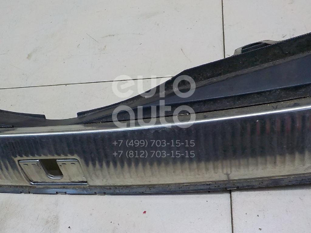 Обшивка багажника для Audi Q7 [4L] 2005-2015 - Фото №1