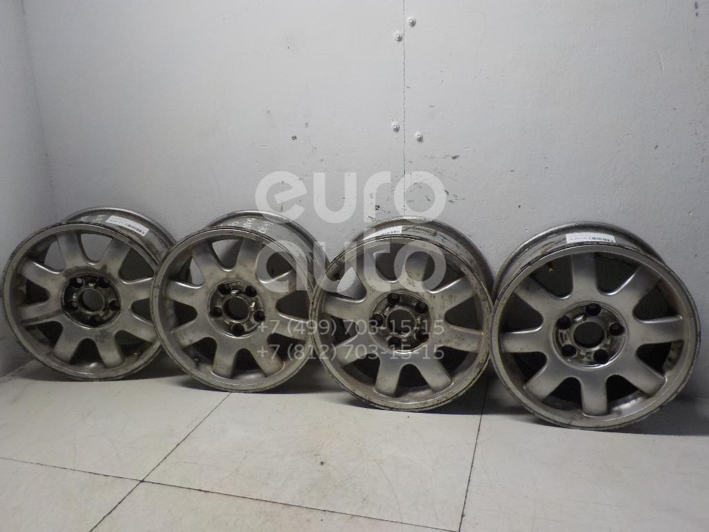 Диски колесные легкосплавные (к-кт) для Audi 100 [C4] 1991-1994 - Фото №1