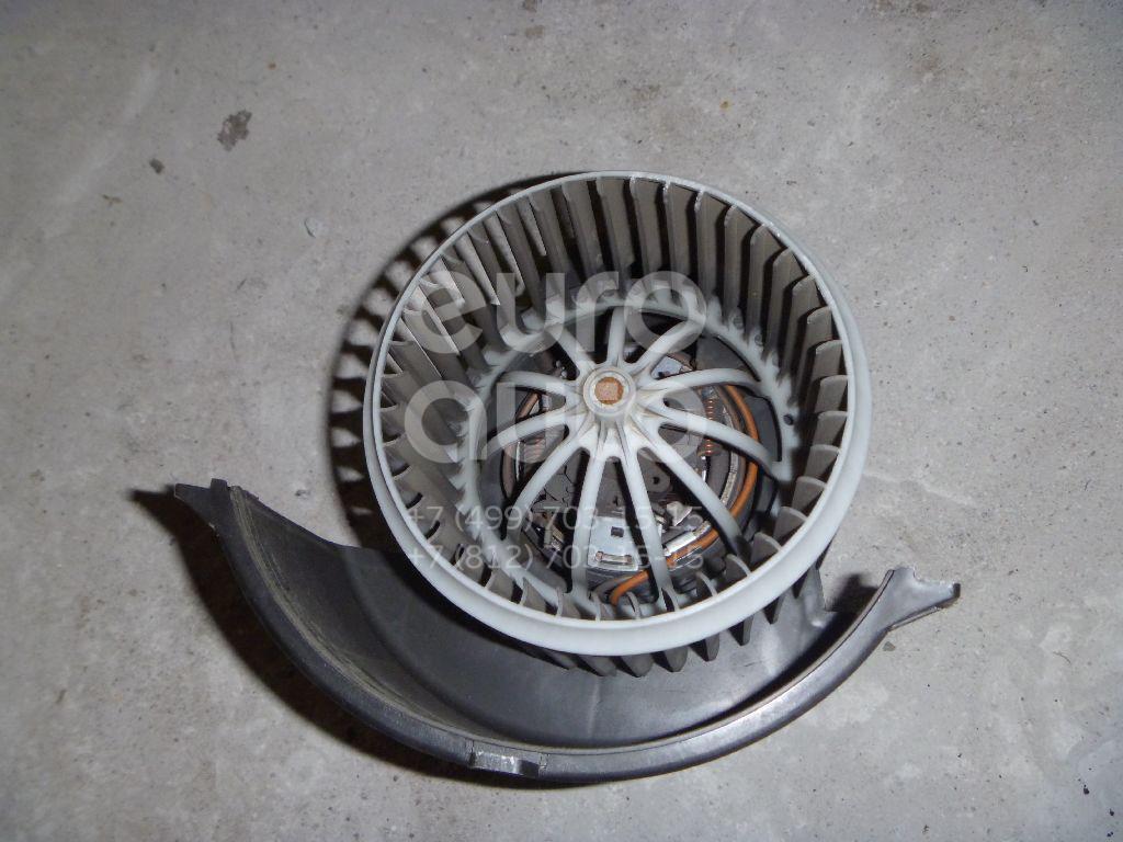Моторчик отопителя для AUDI,VW,Porsche Q7 [4L] 2005-2015;Touareg 2002-2010;Cayenne 2003-2010;Amarok 2010> - Фото №1