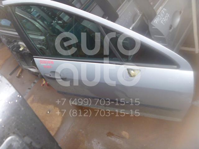 Дверь передняя правая для Peugeot 407 2004-2010 - Фото №1
