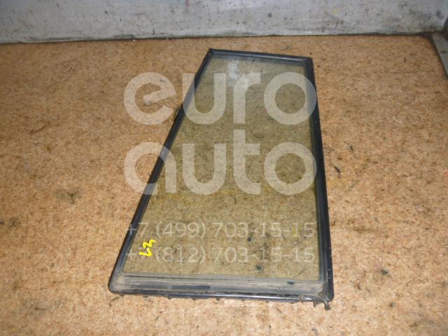Стекло двери задней левой (форточка) для Toyota RAV 4 1994-2000 - Фото №1