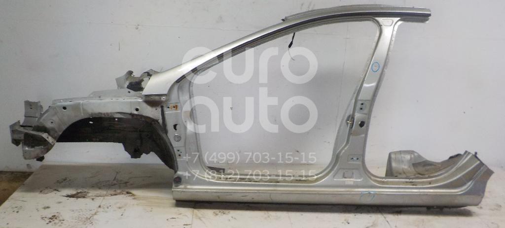 Кузовной элемент для Peugeot 407 2004-2010 - Фото №1