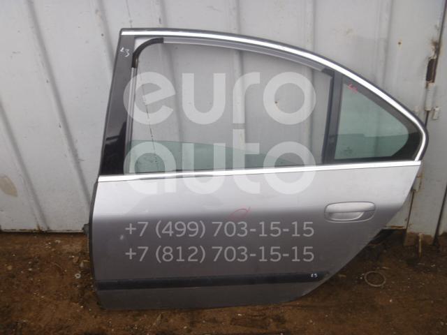 Дверь задняя левая для Peugeot 607 2000> - Фото №1