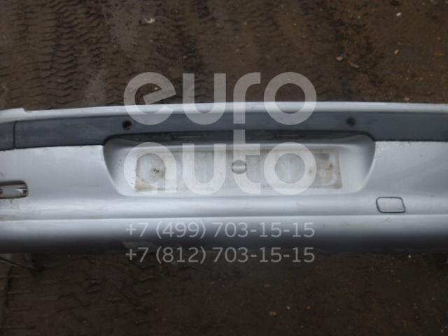 Бампер задний для Peugeot 607 2000-2010 - Фото №1