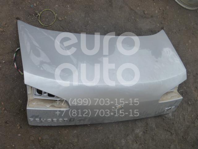 Крышка багажника для Peugeot 607 2000-2010 - Фото №1