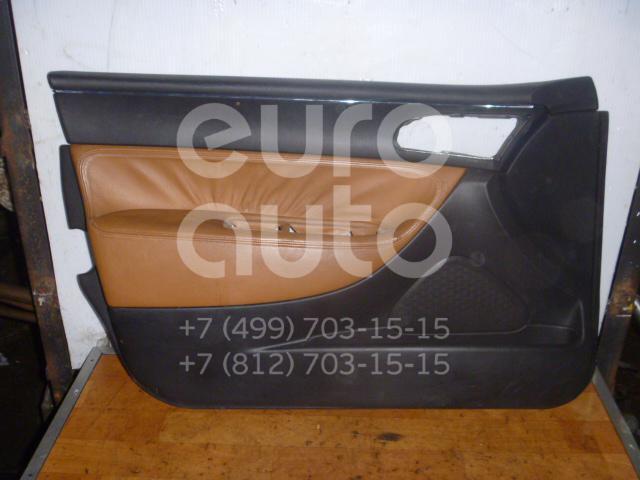 Обшивка двери передней левой для Peugeot 607 2000-2010 - Фото №1
