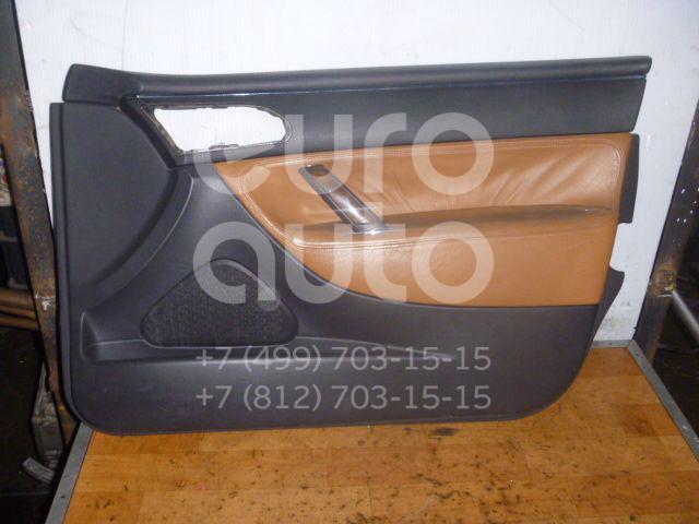 Обшивка двери передней правой для Peugeot 607 2000> - Фото №1