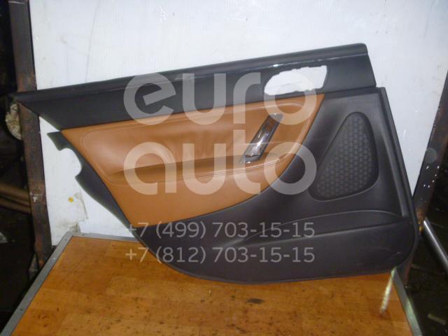 Обшивка двери задней левой для Peugeot 607 2000-2010 - Фото №1