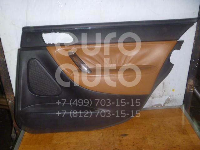 Обшивка двери задней правой для Peugeot 607 2000> - Фото №1