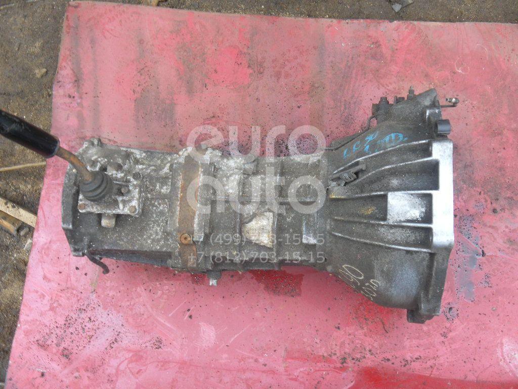 МКПП (механическая коробка переключения передач) для Toyota Land Cruiser (90)-Prado 1996-2002 - Фото №1