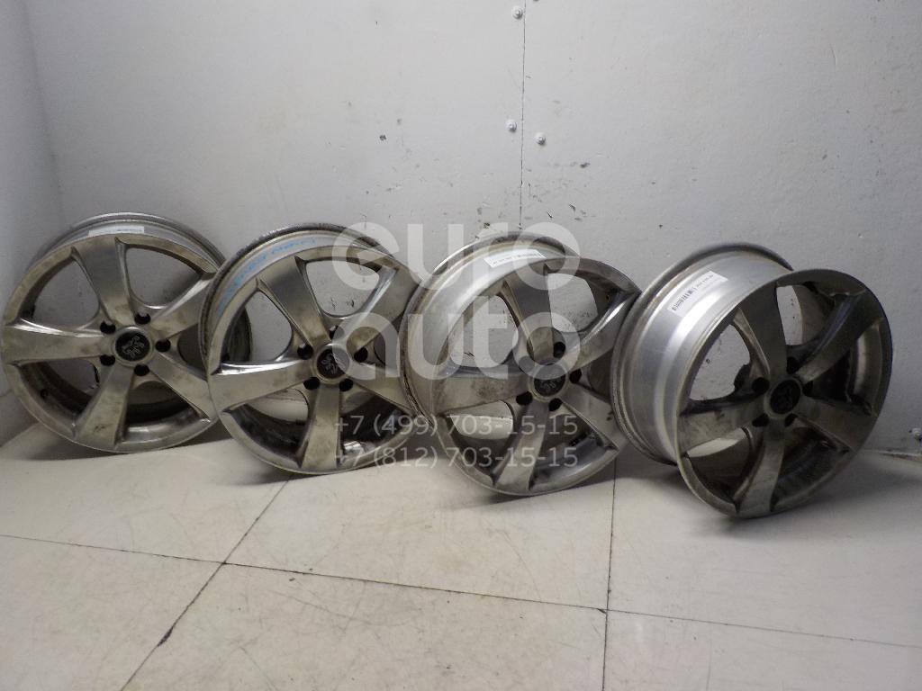Диски колесные легкосплавные (к-кт) для Peugeot 407 2004-2010 - Фото №1