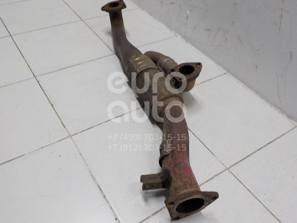 Приемная труба глушителя для Honda Accord Coupe USA 2003-2008 - Фото №1