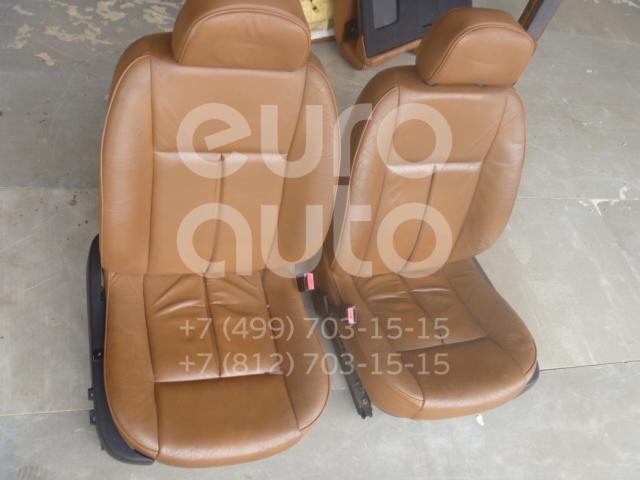 К-кт сидений для Peugeot 607 2000-2010 - Фото №1