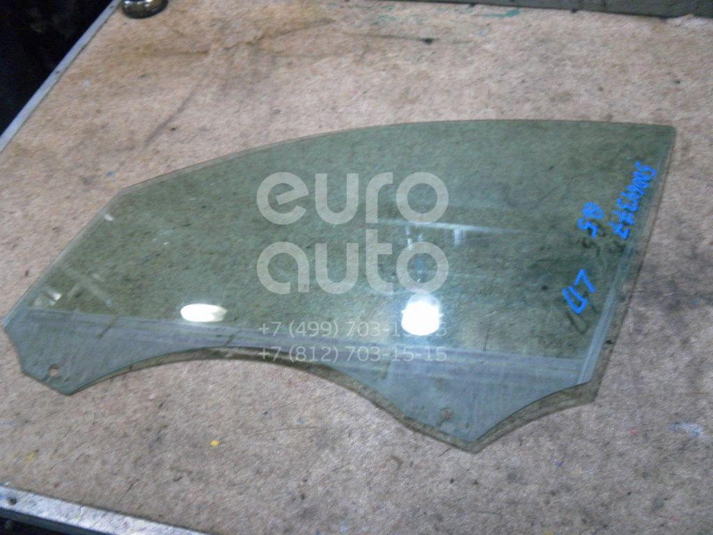 Стекло двери передней левой для Audi Q5 2008> - Фото №1