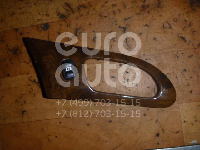 Кнопка стеклоподъемника для Peugeot 607 2000-2010 - Фото №1