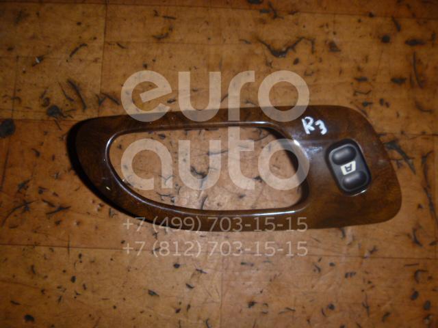 Кнопка стеклоподъемника для Peugeot 607 2000> - Фото №1