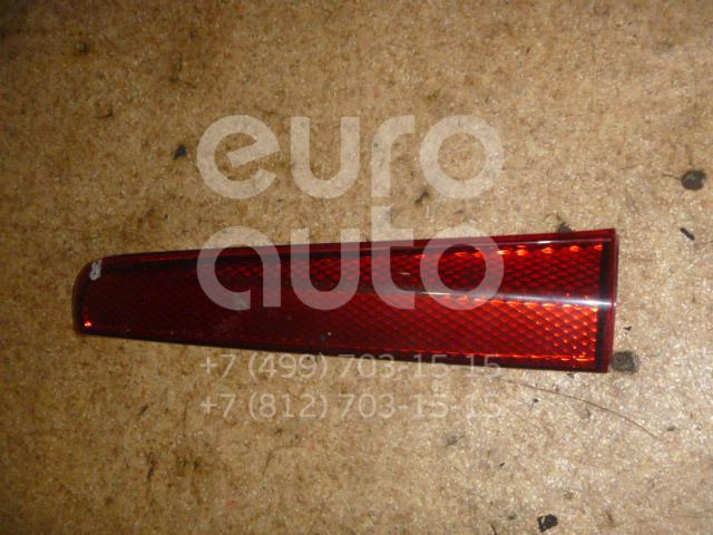 Отражатель задний для Nissan Note (E11) 2006-2013 - Фото №1