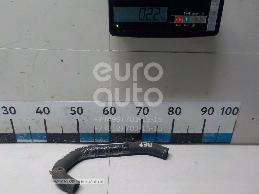 Патрубок радиатора для Nissan Note (E11) 2006-2013;Micra (K12E) 2002> - Фото №1