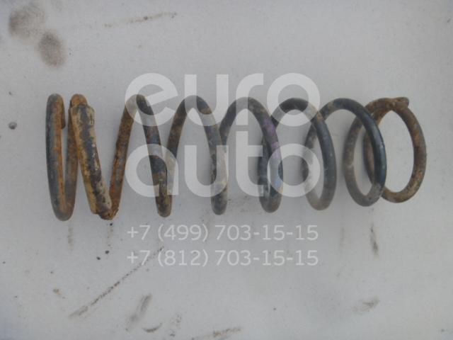 Пружина задняя для Peugeot 607 2000-2010 - Фото №1