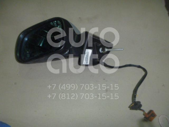 Зеркало левое электрическое для Peugeot 407 2004-2010 - Фото №1