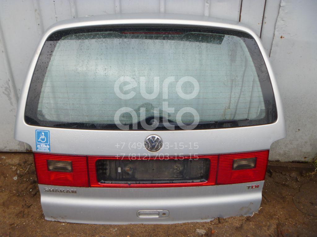 Дверь багажника со стеклом для VW Sharan 2000-2006 - Фото №1