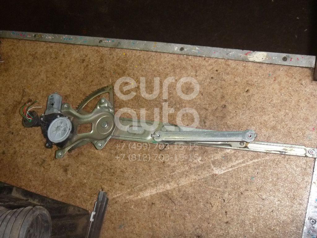 Стеклоподъемник электр. передний правый для Lexus GS 300/400/430 2005-2012;LS (USF4#) 2006> - Фото №1
