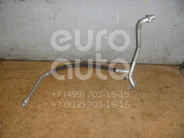 Трубка кондиционера для Nissan Note (E11) 2006-2013;Micra (K12E) 2002-2010 - Фото №1