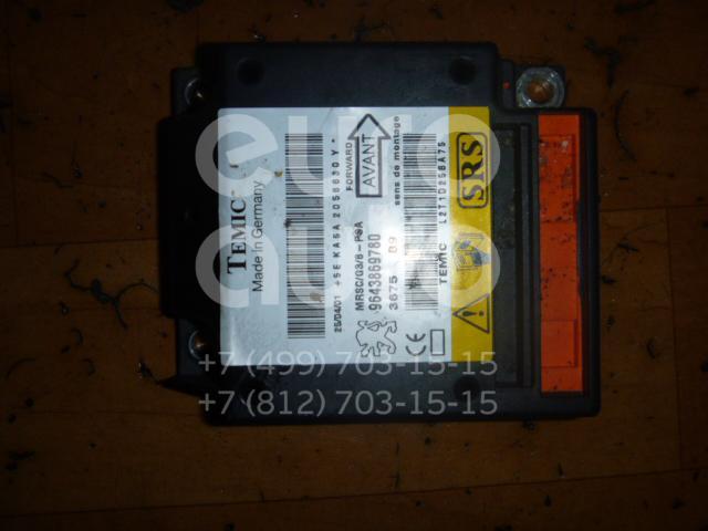 Блок управления AIR BAG для Peugeot 607 2000-2010 - Фото №1